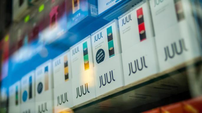 Juul E-Cigarette Documents Seized in Surprise Raid