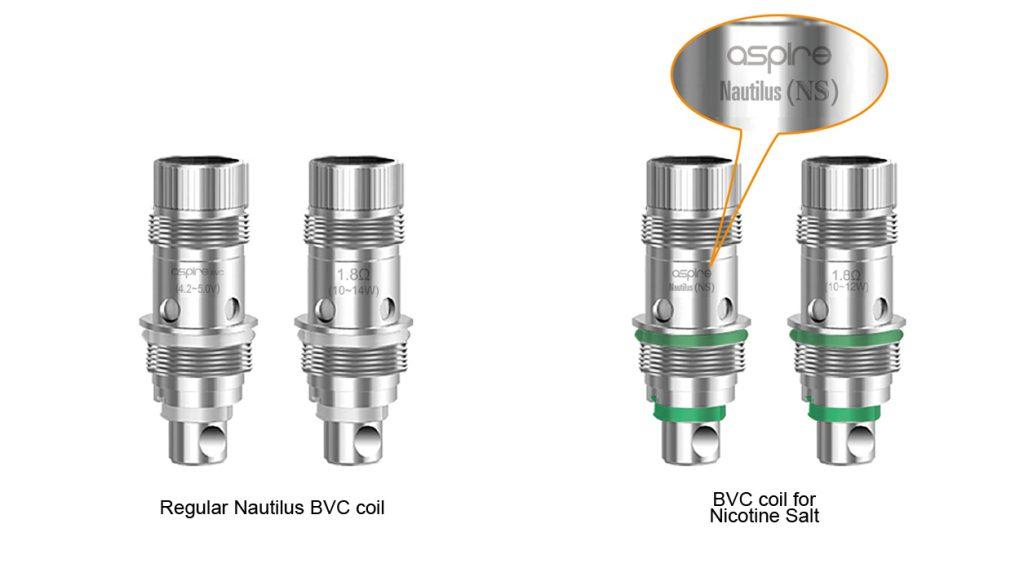تقييم جهاز أسباير نوتيلوس AIO Aspire Nautilus AIO Kit - اللفافة / الكويل