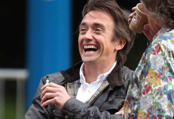 Top 50 Celebrities who vape - Richard-Hammond