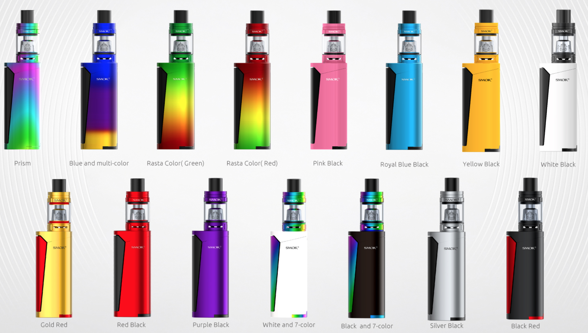 SMOK Priv V8 Kit Review - The Design and Material