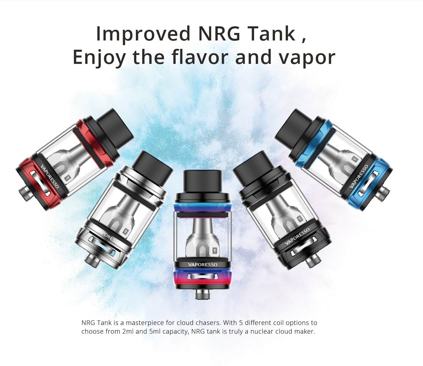 Vaporesso Revenger X Kit Review - The Tank