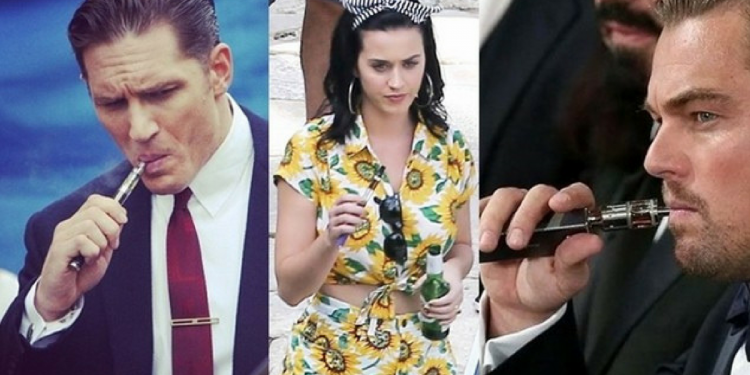 top 50 celebrities-who-vape