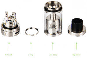 Sample RTA tank - Griffin