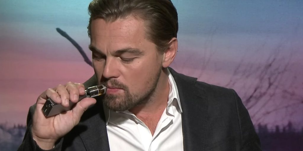 Top 50 Celebrities who vape
