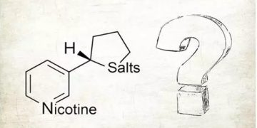 the Truth About Salt Nicotine