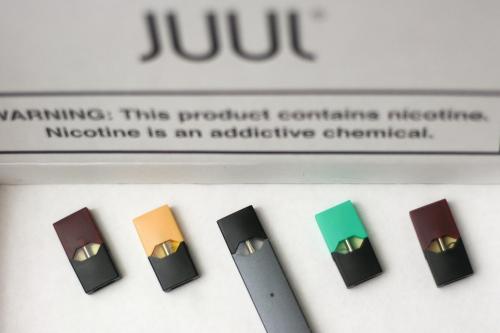 Juul Files Complaint Against Pod Competitors