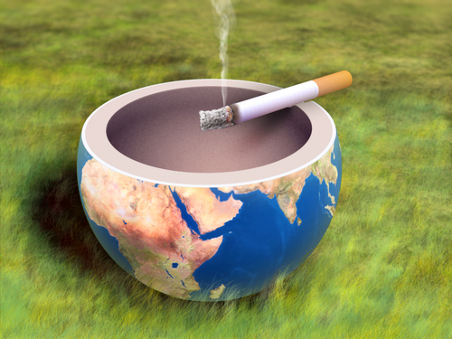 30 Reasons Why You Should Quit Smoking and Start Vaping - save the planet