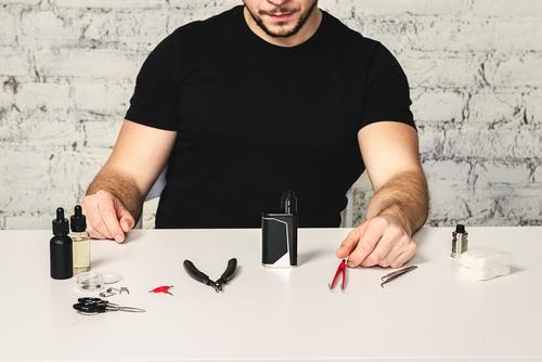 Don't Overtighten Your Vape Devices Parts