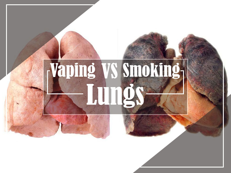 Is Vaping Bad for Your Lung?