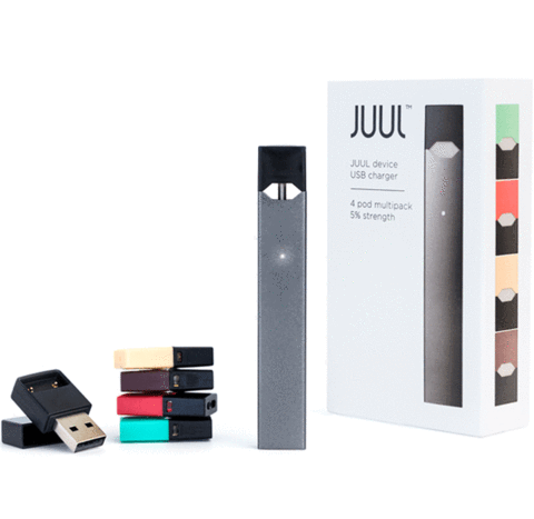 JUUL Starter Kit Review | QSSV net