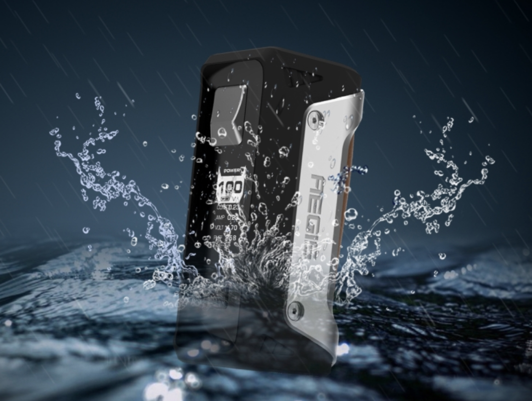vape future: Waterproof E-Cigs