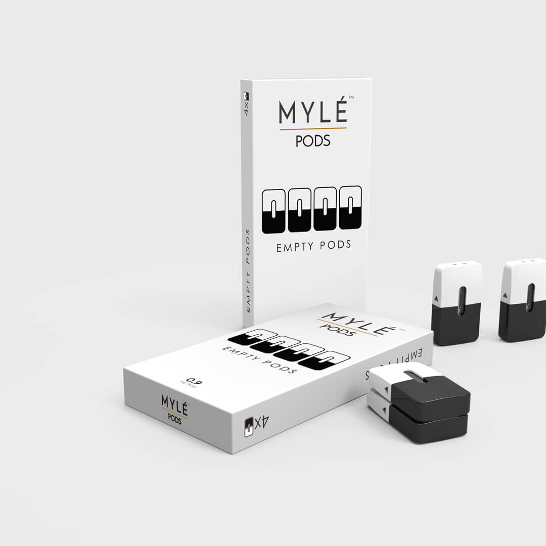 MYLE Pod System Kit Review | QSSV net